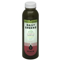 Daily Greens Renew Vegetable and Fruit Juice