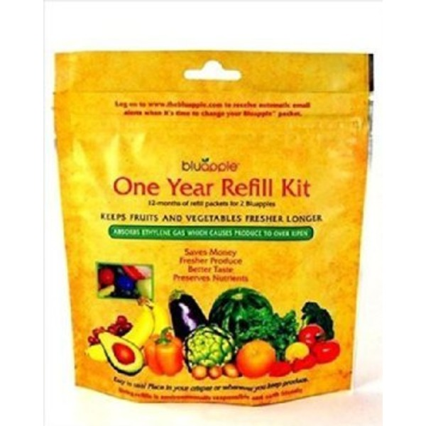 Bluapple 1 Year Refill Kit