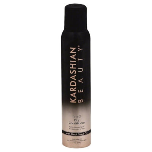 Kardashian Beauty Dry Conditioner, Take 2, with Black Seed Oil