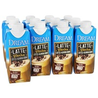 Dream Latte Mocha Coffee & Almond Drink