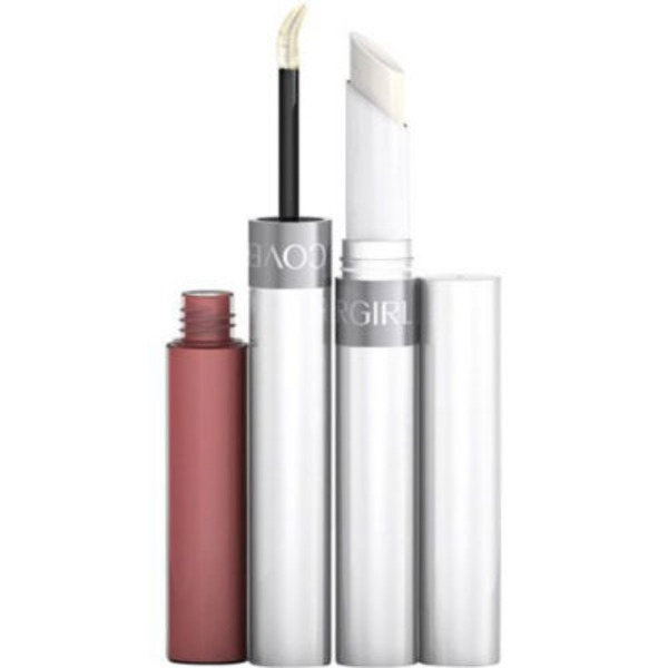 CoverGirl Outlast COVERGIRL Outlast All-Day Moisturizing Lip Color, Tickled Pink .13 oz (4.2 g) Female Cosmetics