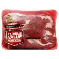 Pork Shoulder Country Style Rib Value Pack