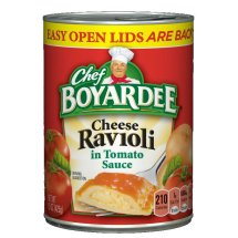 Chef Boyardee Cheese Ravioli, 15 Oz.