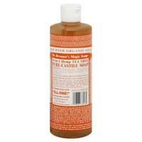Dr. Bronner's Magic Soaps Dr. Bronner's 18-In-1 Hemp Tea Tree Pure-Castile Soap