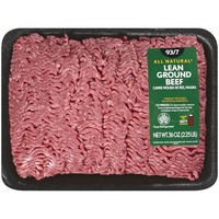 93% Lean Ground Beef