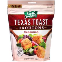Fresh Gourmet Texas Toast Seasoned Croutons, 5 oz