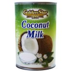 Golden Star Coconut Milk, 13.5 oz
