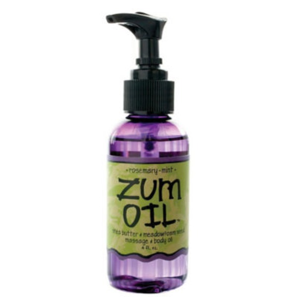 Zum Oil Rosemary Mint Zum Massage Oil