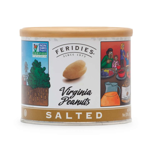 Feridies Virginia Salted Peanuts