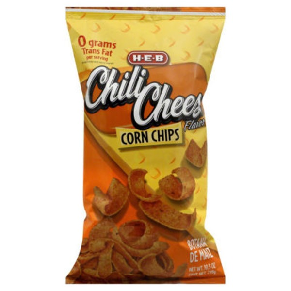 H-E-B Chili Cheese Corn Chips