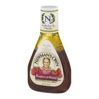 Newman's Own Lite Raspberry & Walnut Dressing