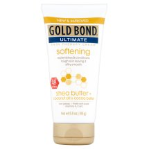 Gold Bond Ultimate Softening Skin Therapy Cream with shea butter, coconut oil, & cocoa butter, 5.5 oz