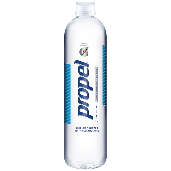 Propel Water With Electrolytes Unflavored Thirst Quencher, Sports Drink