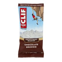 Clif Bar, 9 Grams of Protein, Chocolate Brownie, 2.4 Oz, 1 Ct