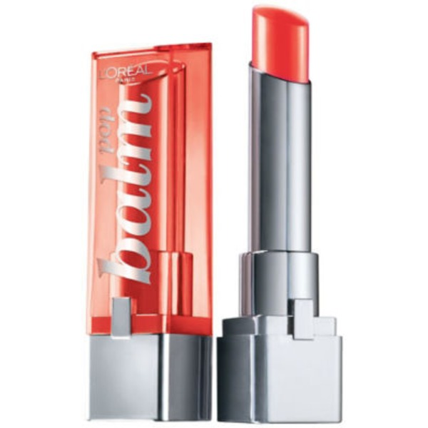 L'Oreal Paris Pop Balm 430 Fiery Red Lip Color