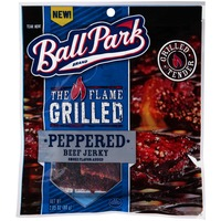 Ball Park The Flame Grilled Peppered Beef Jerky