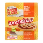 Lunchables Extra Cheesy Pizza, 4.2 OZ