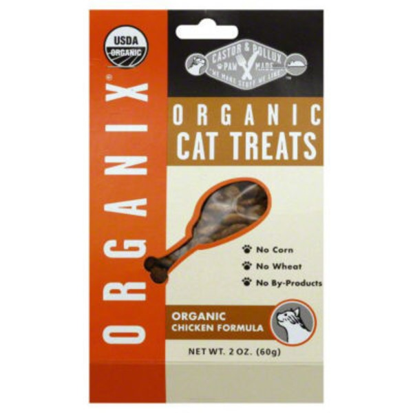 Castor & Pollux Organix Cat Treats
