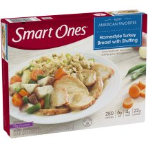 Smart Ones® Tasty American Favorites Homestyle Turkey Breast with Stuffing 9 oz. Box