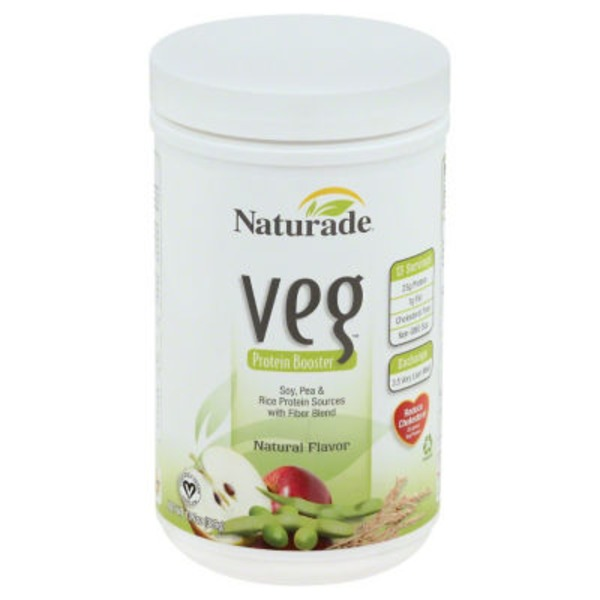 Naturade Protein Booster, Veg, Tub