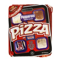 Armour Pizza Pepperoni with Nestle Crunch Bar LunchMakers