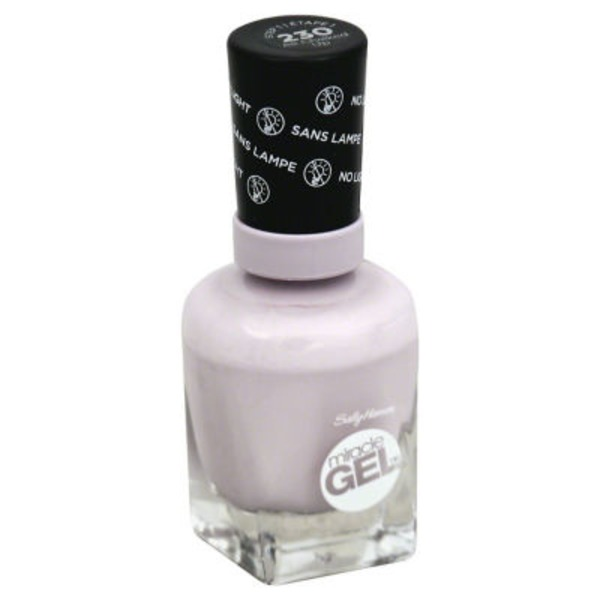 Sally Hansen Miracle Gel Nail Polish - All Chalked Up 230