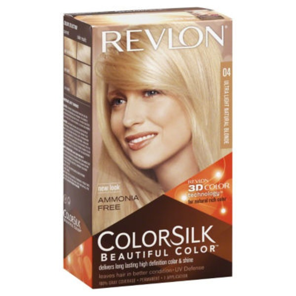 Revlon Color Silk Ultra Light Natural Blonde