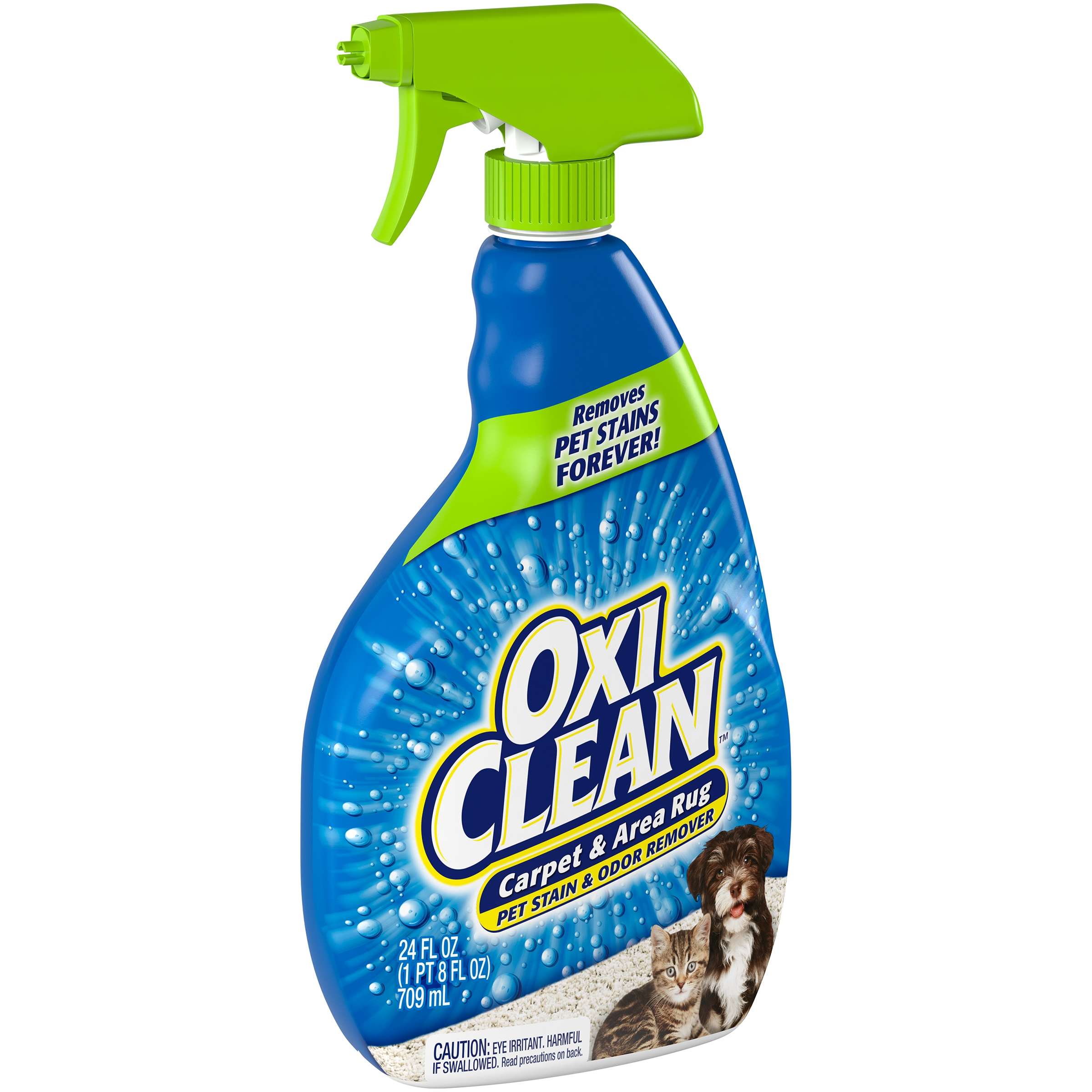 OxiClean Carpet & Area Rug Pet Stain & Odor Remover