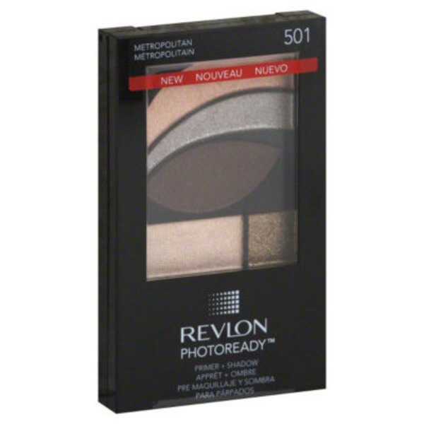 Revlon Photoready Primer, Shadow + Sparkle - Metropolitan