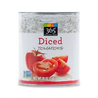 365 Diced Tomatoes