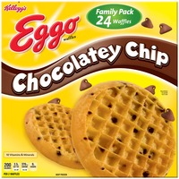 Kellogg's Eggo Chocolatey Chip Waffles