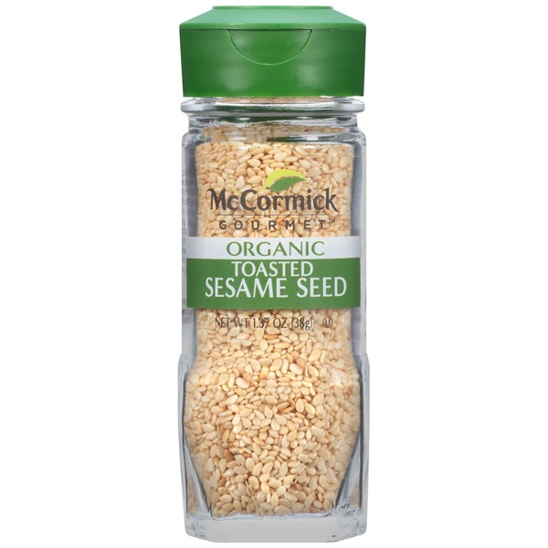 McCormick Gourmet Collection Toasted Sesame Seed