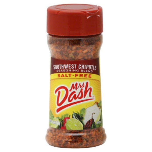 Mrs. Dash Southwest Chipotle Salt-Free Seasoning Blend