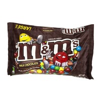 M&M's Milk Chocolate Candy	19.2-oz. Bag