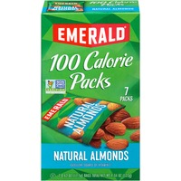 Emerald. Natural 100 Calorie Packs Almonds