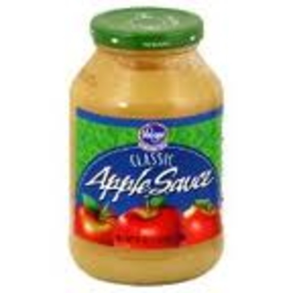 Kroger Apple Sauce