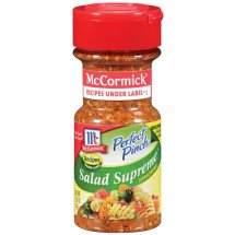 McCormick Perfect Pinch Salad Supreme Seasoning, 2.62 Oz