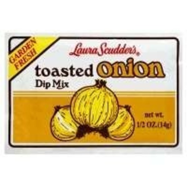 Laura Scudder's Toasted Onion Dip Mix