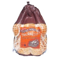 H-E-B Fully Cooked Smoked Whole Turkey