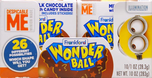 Frankford Minions Wonder Ball 1 Oz