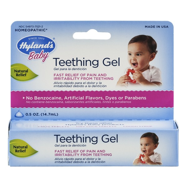 Hyland's Baby Teething Gel