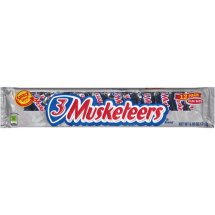 3 Musketeers Fun Size Candy Bars, 12 count, 6.05 oz