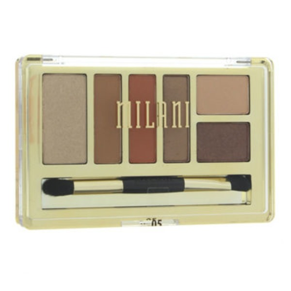 Milani Everyday Eyes Powder Eyeshadow Collection, Earthy Elements