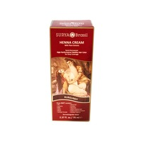 Surya Brasil Burgundy Henna Cream With Plant Extracts