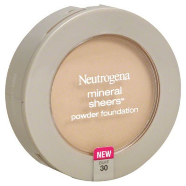 Neutrogena® Powder Foundation Compact Buff 30 Mineral Sheers
