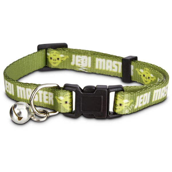 Star Wars Jedi Master Cat Collar