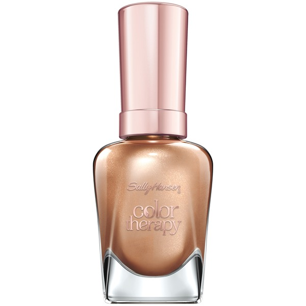 Sally Hansen Glow With the Flow Color Therapy Nail Polish