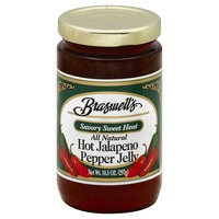 Braswell's Savory Sweet Heat Hot Jalapeno Pepper Jelly