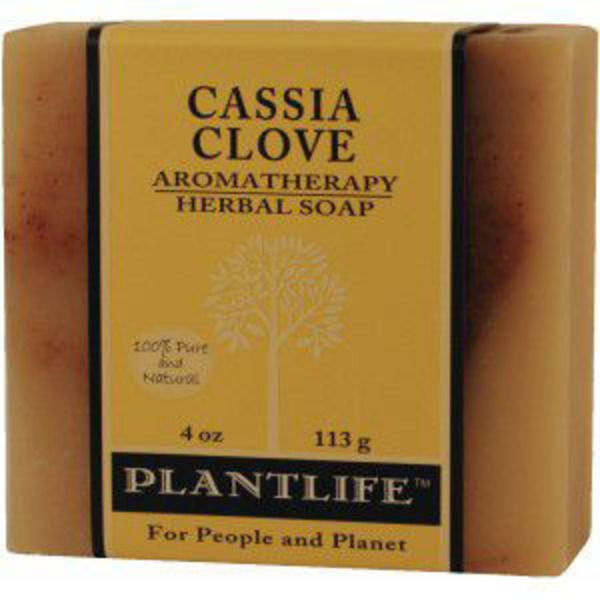 Plantlife Cassia Clove Aromatherapy Herbal Soap