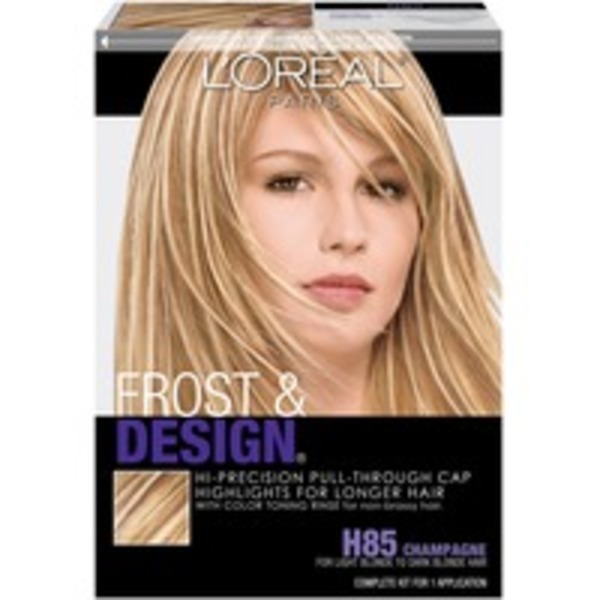 Frost & Design H85 Champagne Hair Frost